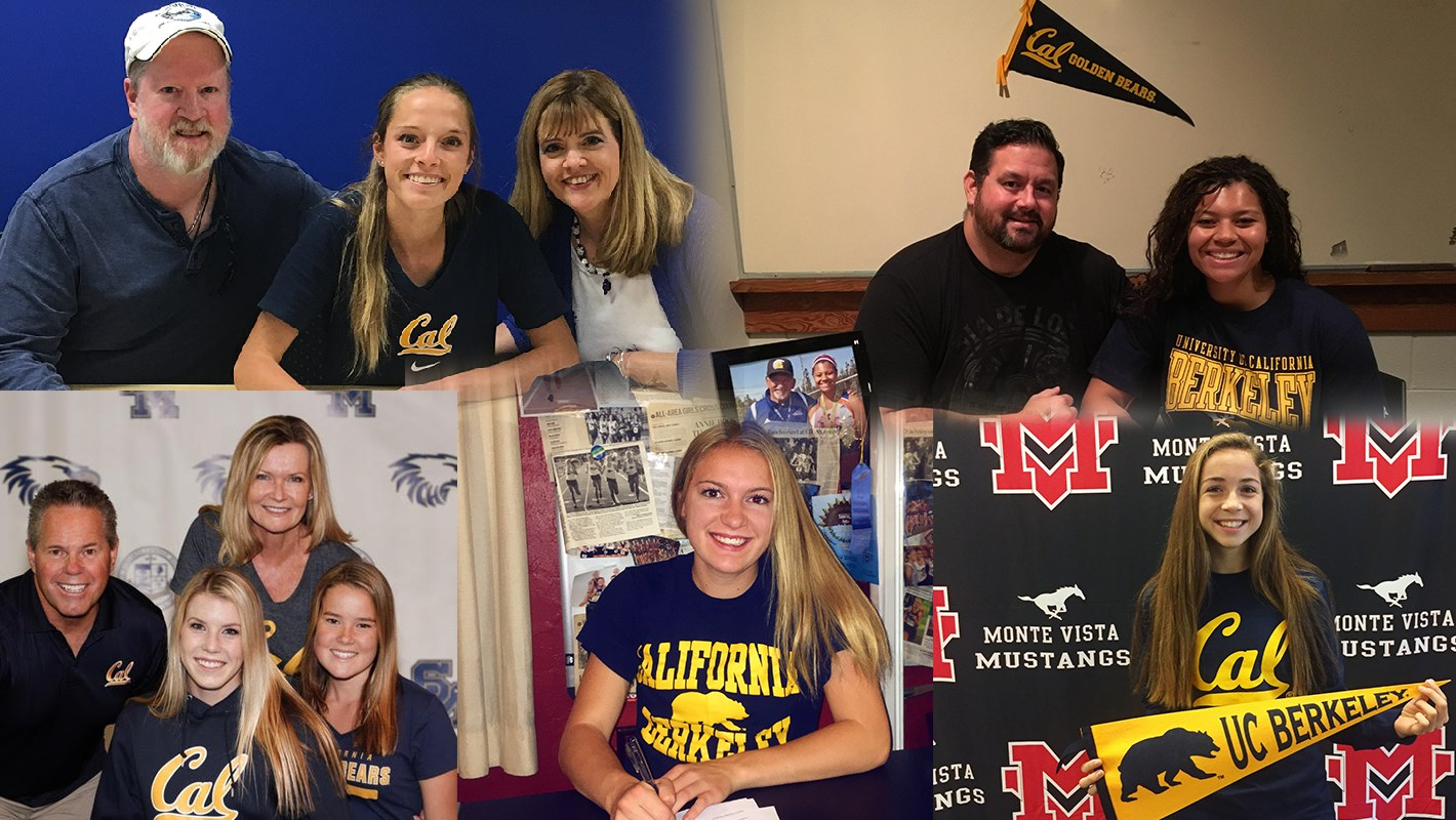 Track Inks Five Student-Athletes To NLIs